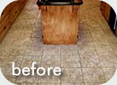 Dirty Tile Grout
